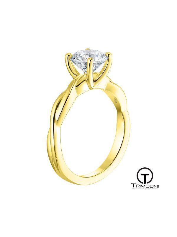 Amas_ACOA || Anillo de Compromiso oro Amarillo Trimooni