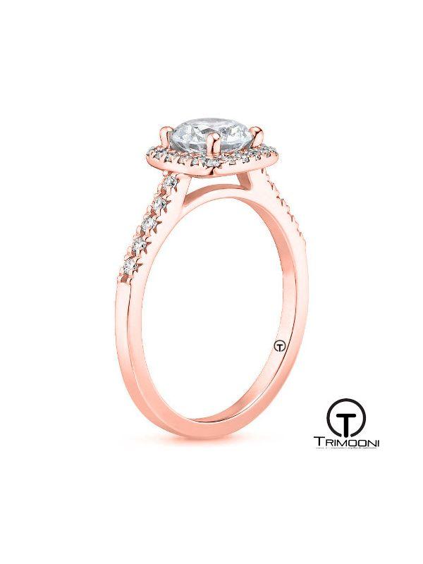 Antoniet_ACOR || Anillo de Compromiso oro rosado Trimooni