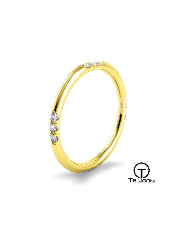 Armato_OAM-  Argolla Matrimonio Oro Amarillo Trimooni