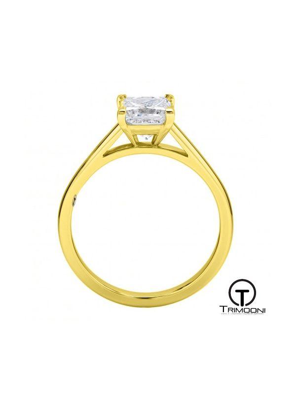 Copri_ACOA || Anillo de Compromiso oro Amarillo Trimooni
