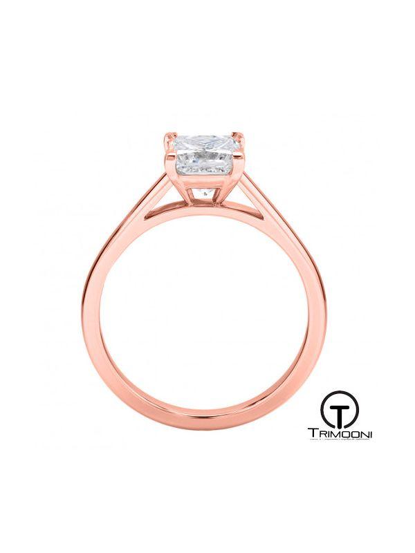 Copri_ACOR || Anillo de Compromiso oro rosado Trimooni