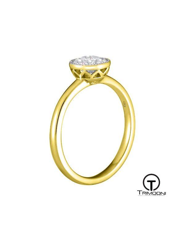 Ditali_ACOA || Anillo de Compromiso oro Amarillo Trimooni