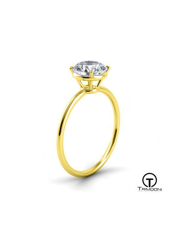 Farol_ACOA || Anillo de Compromiso oro Amarillo Trimooni