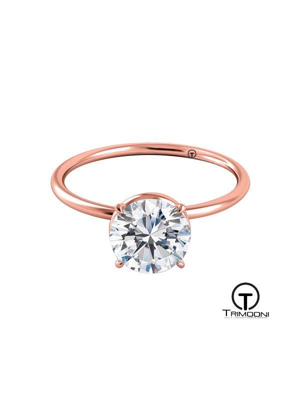 Farol_ACOR || Anillo de Compromiso oro rosado Trimooni