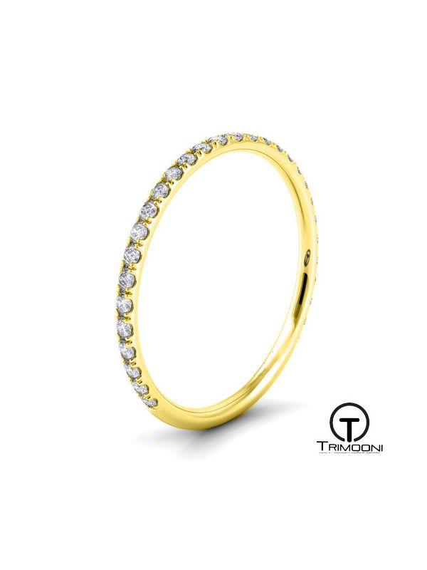 Irina_OAM-  Argolla Matrimonio Oro Amarillo Trimooni