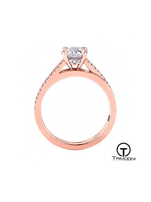 Nodi_ACOR    Anillo de Compromiso oro rosado Trimooni