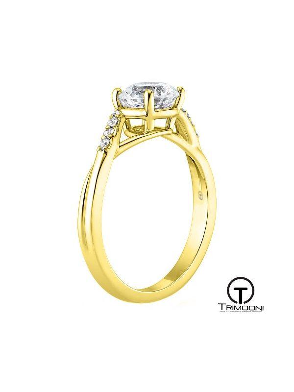 Vili_ACOA || Anillo de Compromiso oro Amarillo Trimooni